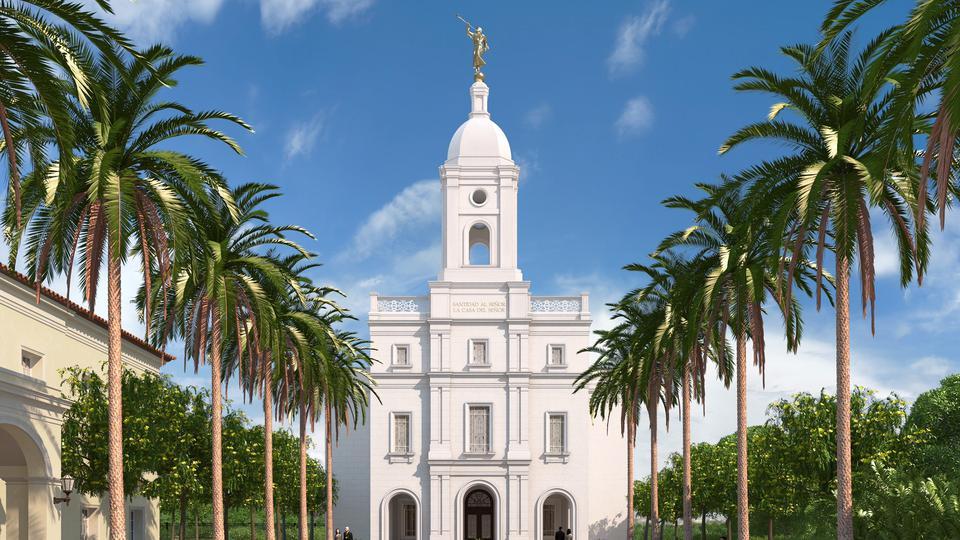 Templo mormón de Barranquilla Colombia