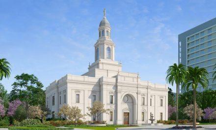 Se anuncia fecha para la dedicación del Templo mormón de Concepción Chile