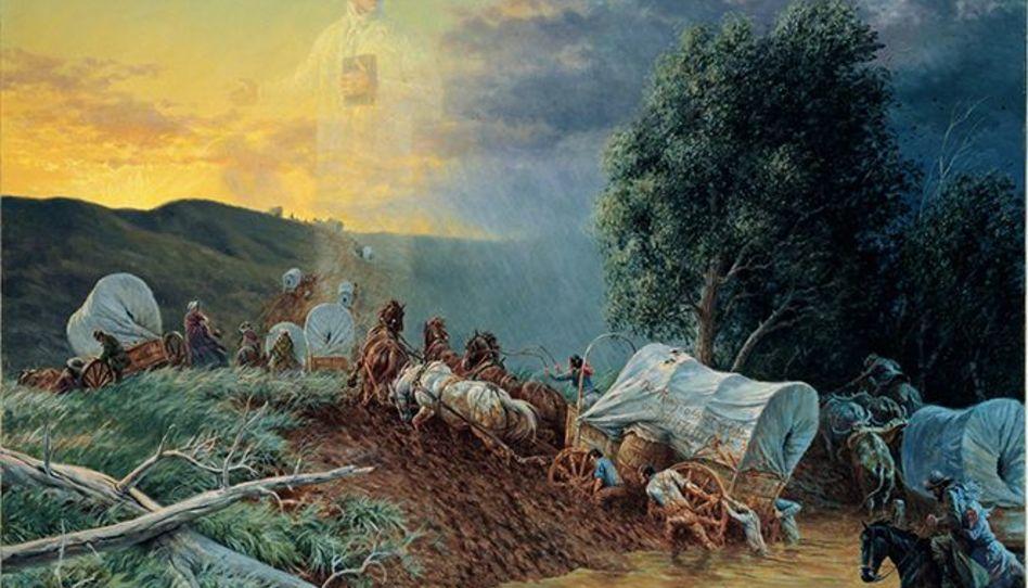 Pioneros mormones afroamericanos