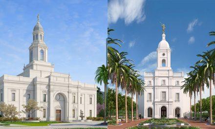 Se anuncia las fechas de dedicación del Templo de Concepción, Chile Y Barranquilla, Colombia