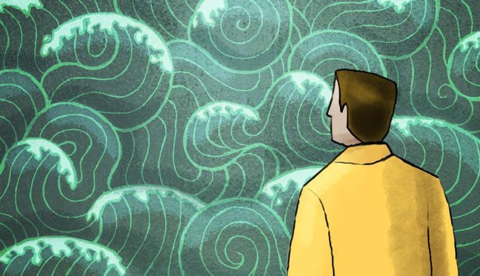 Sumergiéndome en las olas de la incertidumbre