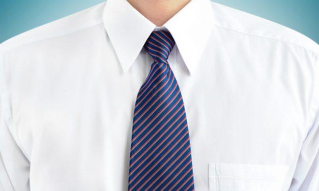 Camisas de vestir blancas: lo que la iglesia ha dicho en realidad