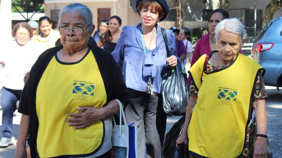 mujeres mormonas en Honduras