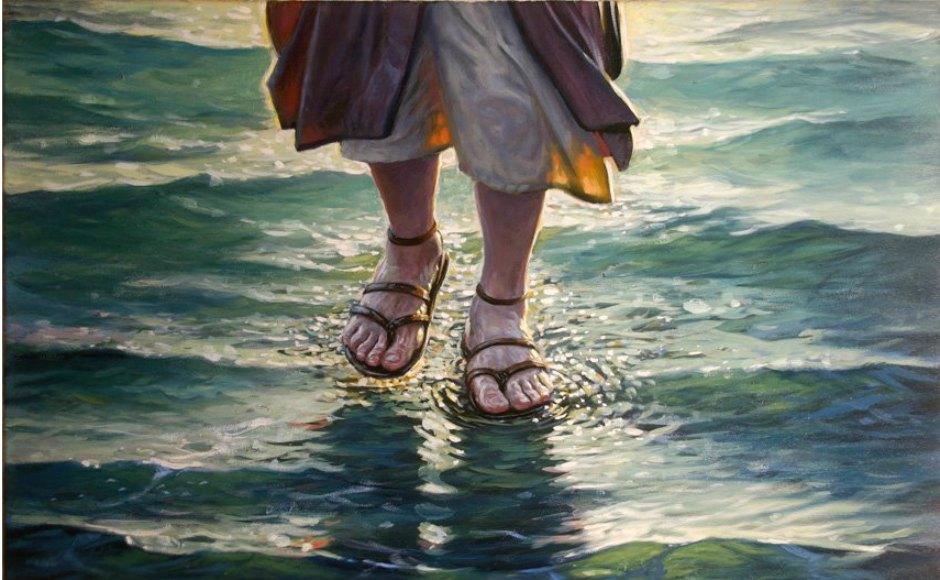 3 Maneras de Caminar Sobre las Aguas