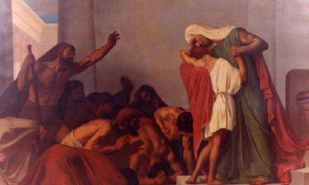 """Lección 12 del Antiguo Testamento: """"Fructificar en la tierra de mi aflicción"""""""