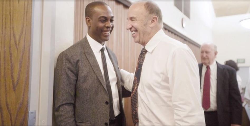 Obispo mormón negro comparte  su experiencia con preguntas sin respuestas sobre la raza y el sacerdocio