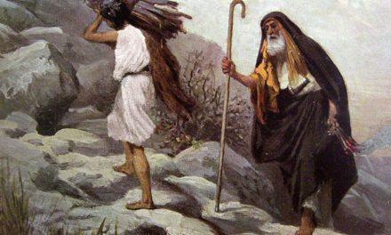 """Lección 9 del Antiguo Testamento: """"Dios se proveerá del cordero"""""""
