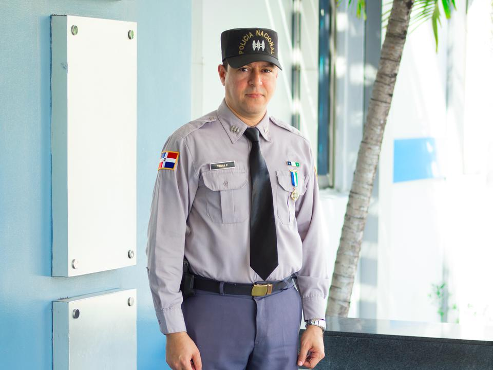 Policías mormones