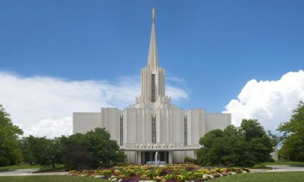 Comienza el Puertas Abiertas del Templo Jordan River Utah