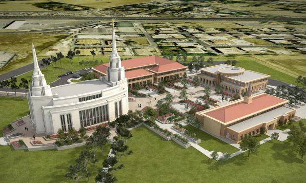 Se anuncian las fechas de apertura del templo Mormón de Roma Italia