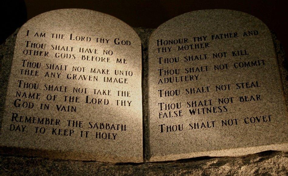 7 hermosos mandamientos que a veces, olvidamos que son mandamientos