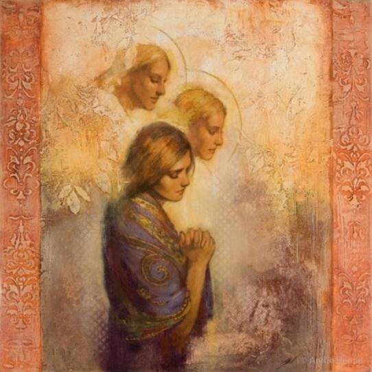 Hermana Nelson: Cómo los ángeles pueden ayudarnos más en nuestras vidas