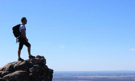Como el viajar puede ser algo espiritual