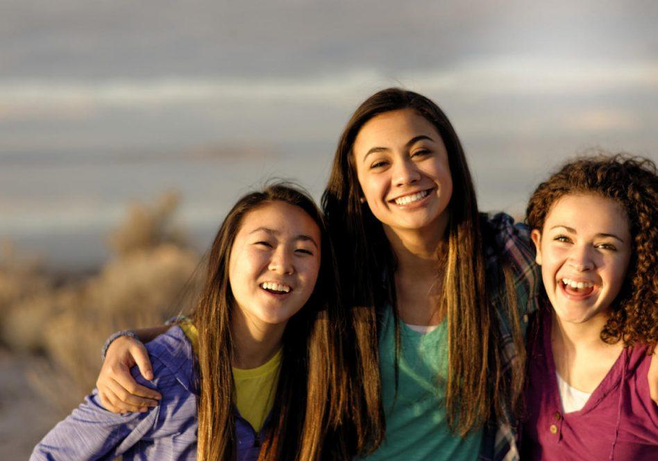 campamento de las Mujeres Jóvenes