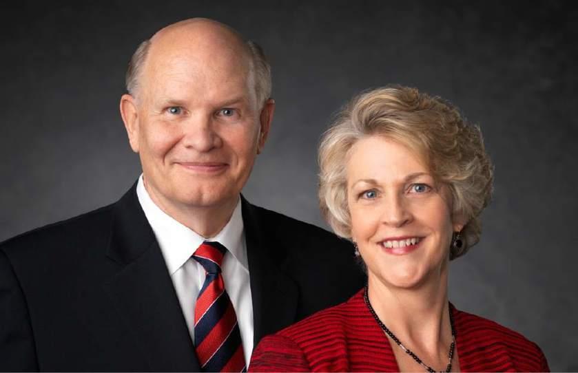 dale renlund y esposa