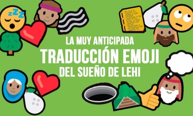 La  muy anticipada traducción emoji del sueño de Lehi