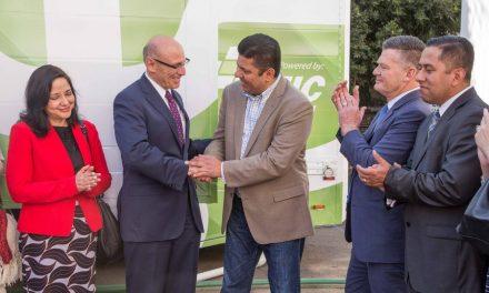 Mormones contribuyen con hospital móvil para víctimas del terremoto en México