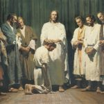 jesus y ordenanzas