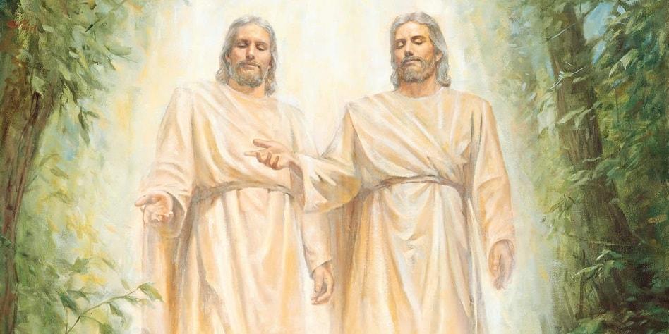 jesus y el padre