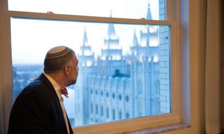 Líderes judíos visitan templo mormón y estas fueron sus impresiones