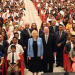 líder mormón en Centroamérica