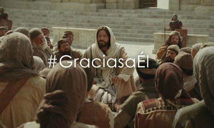 "Iniciativa de Semana Santa para volver a ver ""Gracias a Él"""