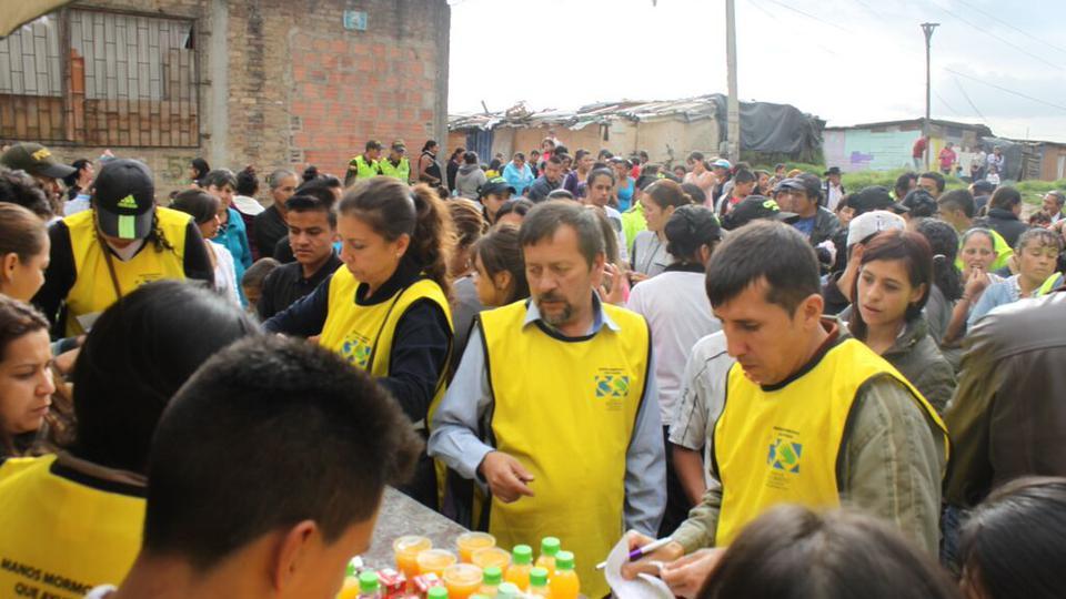 mormones en Colombia