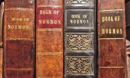 Postores de Internet aumentan el precio de la primera edición del Libro de Mormón a $45, 000 en 36 minutos