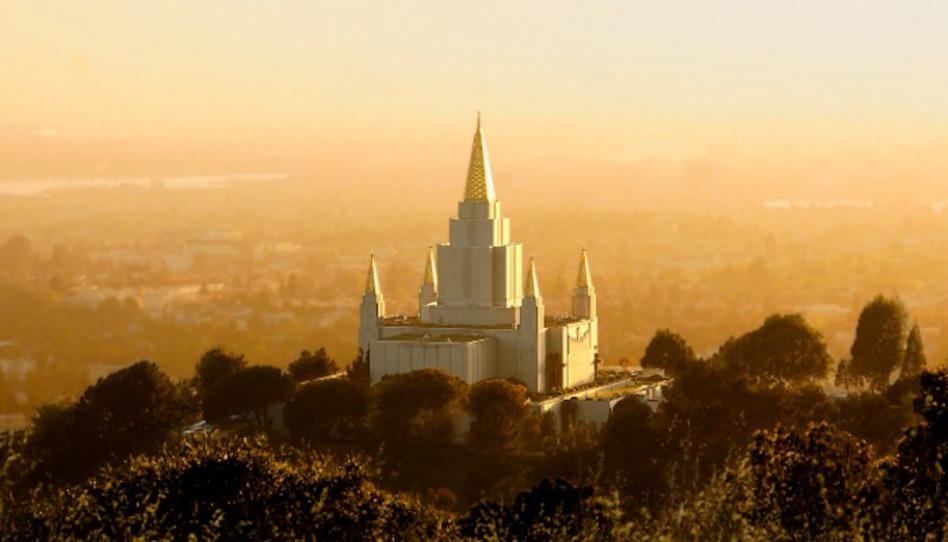 Un día en la vida de una obrera del Templo