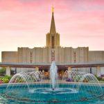 templo de jordan river