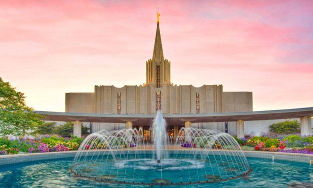 Por qué la Iglesia renueva los templos + datos sobre la reconstrucción del Templo de Jordan River