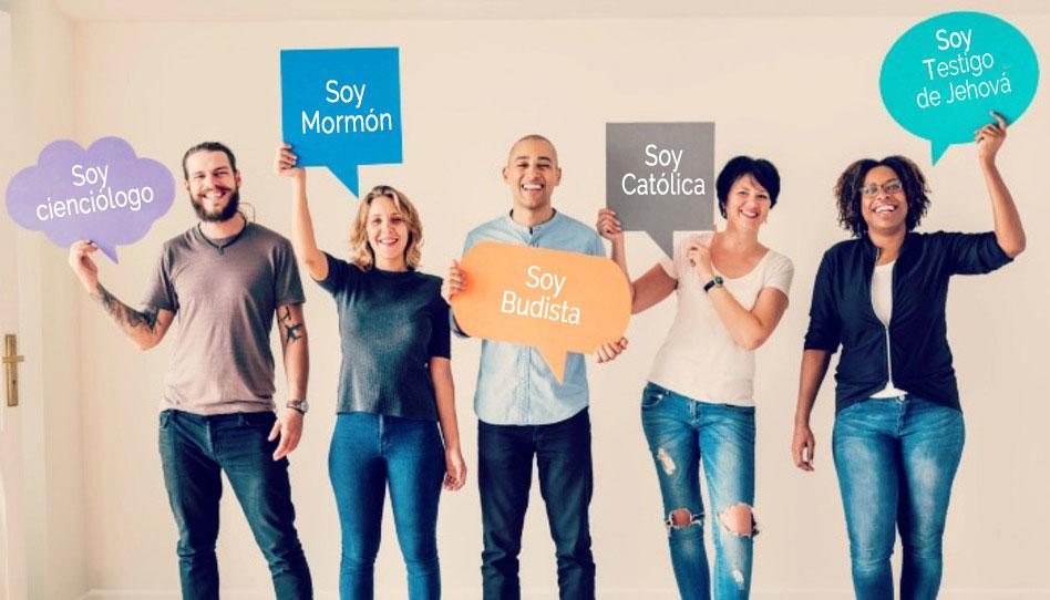 diversidad de religiones