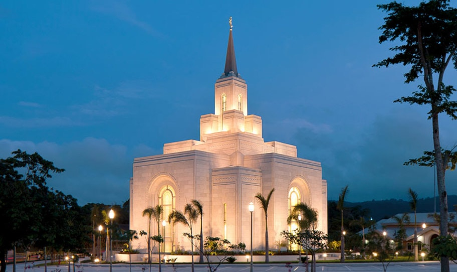 Templo de San Salvador, El Salvador