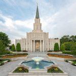 El templo de Houston Texas es rededicado