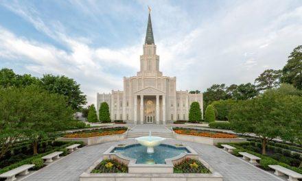 Templo de Houston Texas reabre sus puertas después de la rededicación