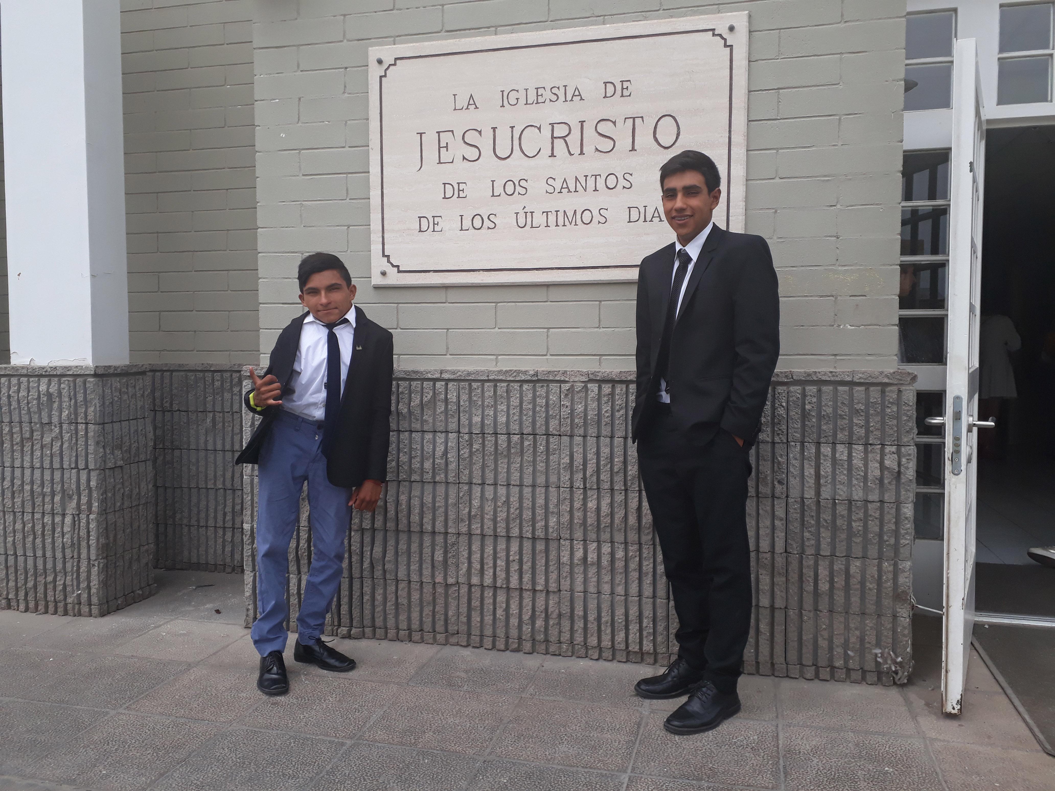 Jóvenes mormones son campeones