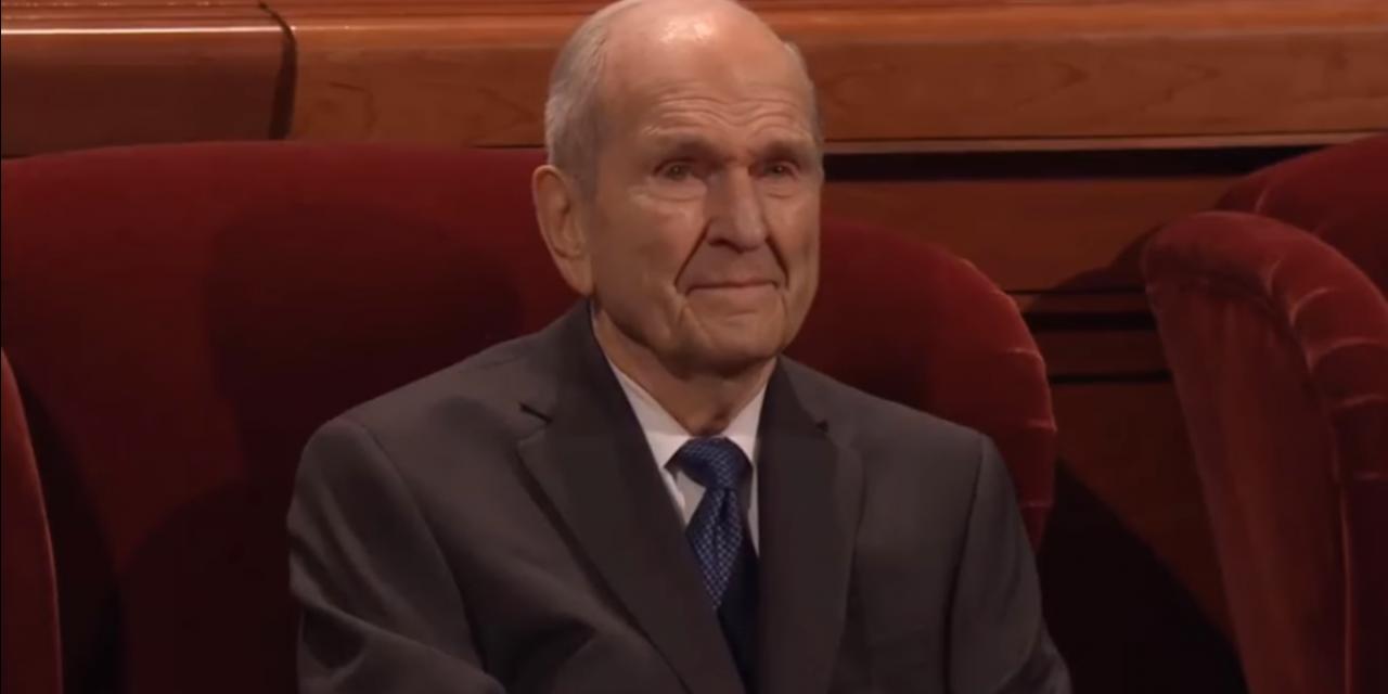 El ejemplo de humildad a través de las lágrimas del presidente Nelson