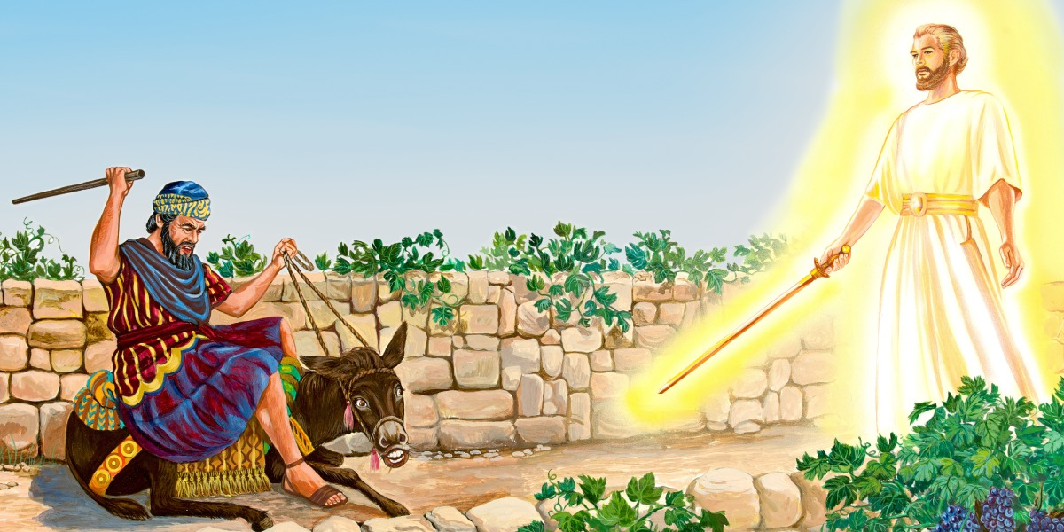 """Lección 16 del Antiguo Testamento: """"No puedo traspasar la palabra de Jehová"""""""