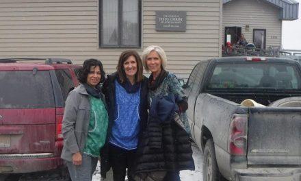 Lideresas mundiales mormonas ministran en Alaska