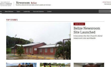 Nuevo Sitio Web de Sala de Prensa mormona en Centroamérica