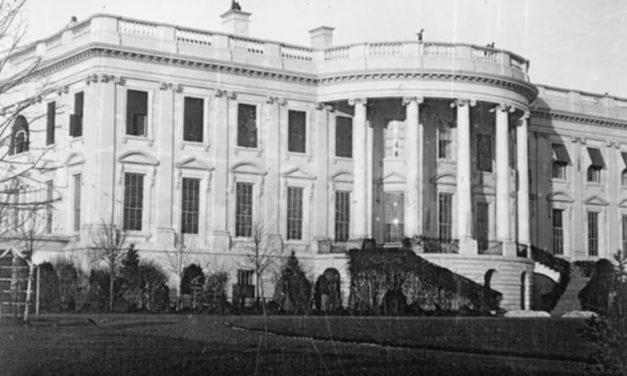 Reunión Histórica de José Smith con el Presidente de los Estados Unidos