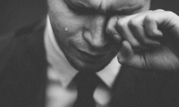 Jesús lloró, y deseo que mis hijos también lloren