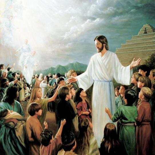 jesus en las americas