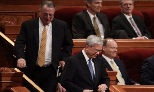Twitter reacciona al llamamiento de los nuevos apóstoles de la iglesia mormona, Élder Gong y Élder Soares