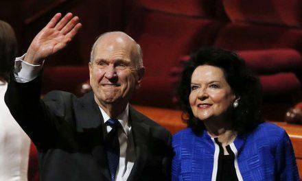Ministrando juntos: Santos de los Últimos días salen energizados después de la Conferencia General