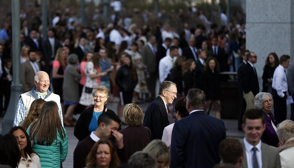 Membresía de la Iglesia de Jesucristo de los Santos de los Últimos Días alcanza la marca de los 16 millones