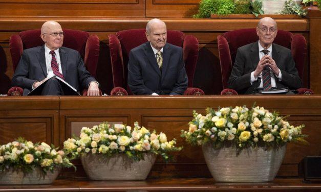 Rusia, India, Utah entre las 7 ubicaciones de Templos anunciados por el Presidente Nelson al final de la Conferencia