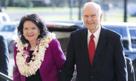 Se concluye gira mundial con la visita del presidente Nelson en Hawai