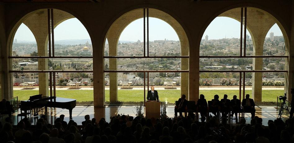 El Presidente Nelson cancela visitas a sitios locales, abandona Jerusalén debido al aumento en las tensiones en Medio Oriente