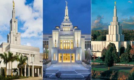 Los templos anunciados en la conferencia cumple una increíble profecía + otros 10 templos que han cumplido profecías